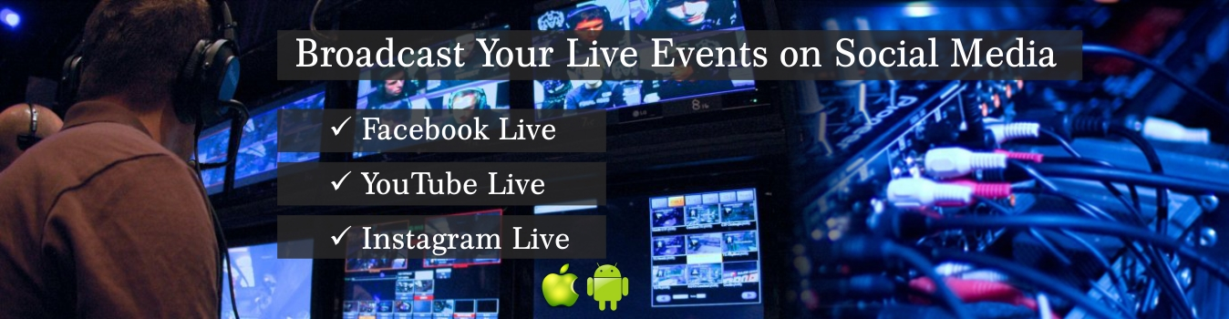 live streaming company in chennai