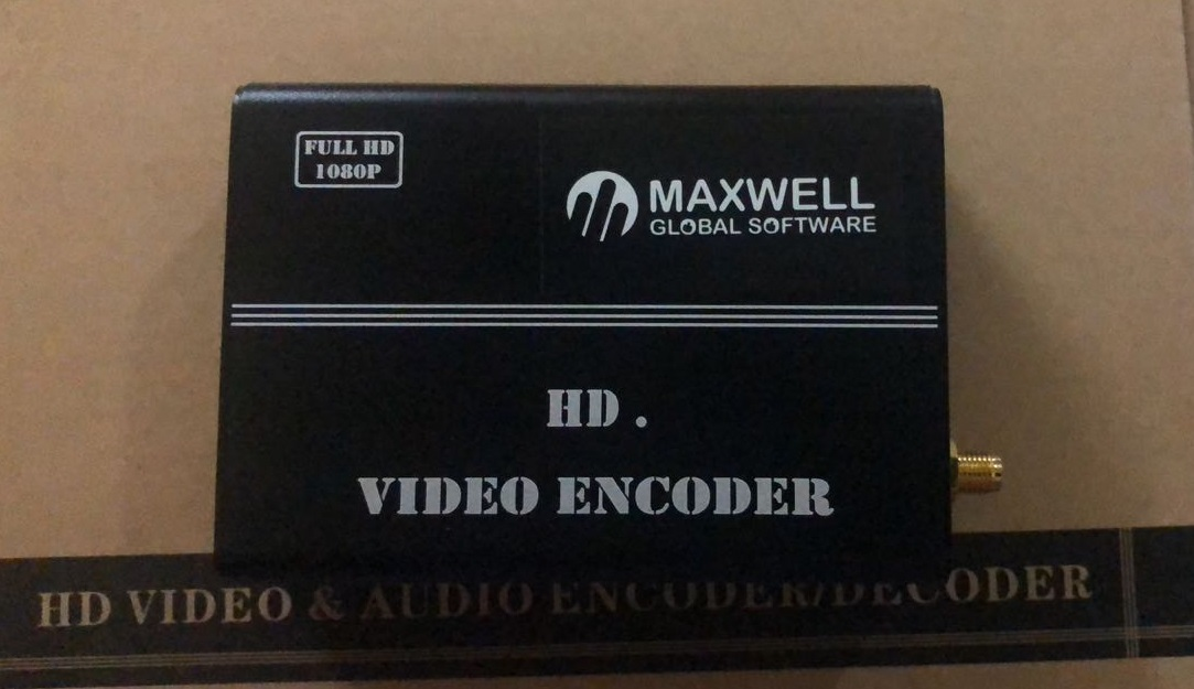 Composite Video Streaming Encoder
