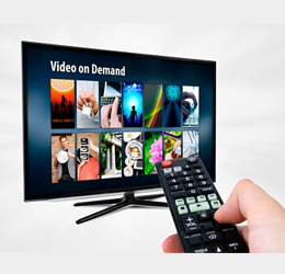 Video On Demand Streaming